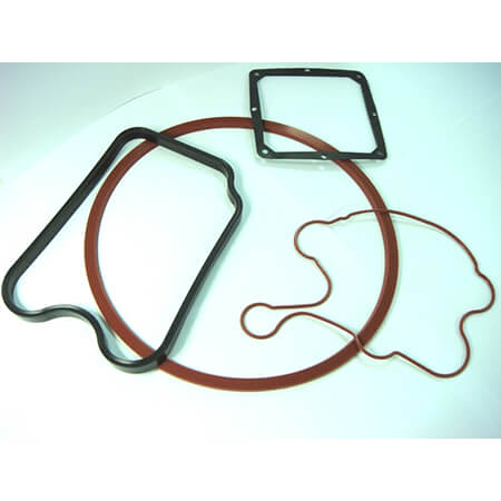 Silicone Rubber Gaskets - Rubber gasket 0002